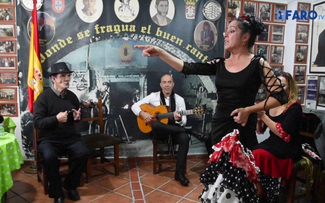 La Tertulia Flamenca despide el año con 'Arte y Compás'