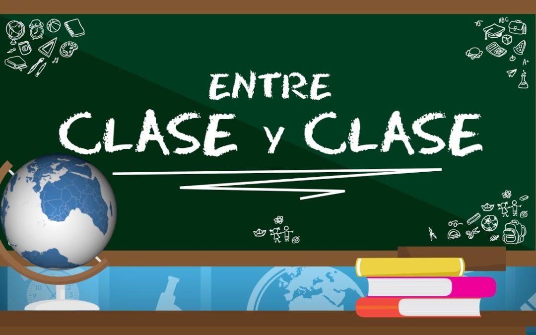 Entre Clase y Clase 'Juan Carlos I'