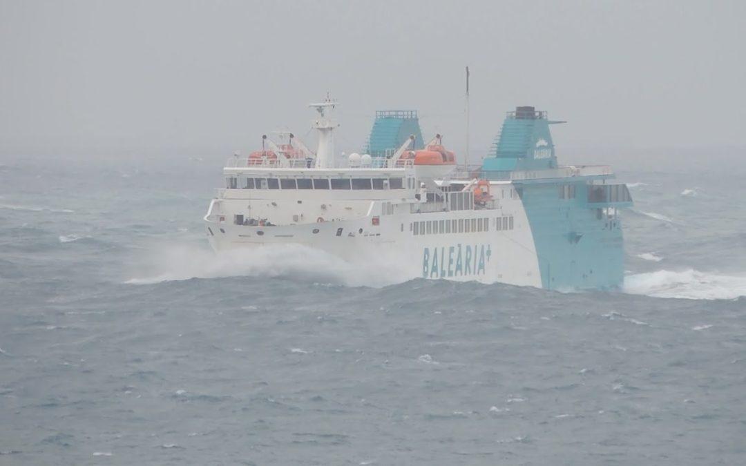 Hoy solo navega el Passió per Formentera