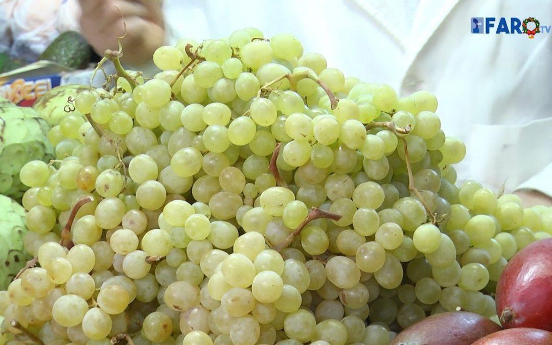 Doce uvas, la tradición no decae