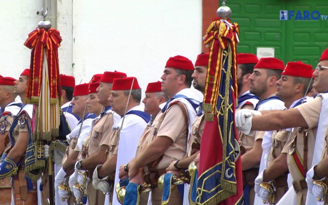 Múltiple toma de posesión en la Comandancia General de Ceuta