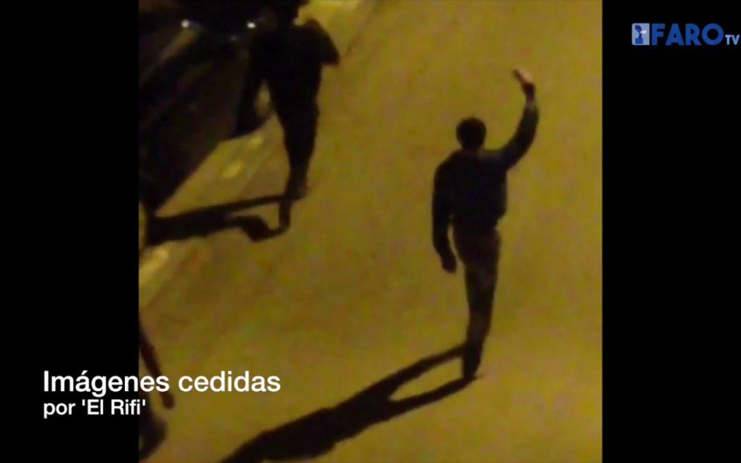 Entrada a Ceuta de unos 200 inmigrantes