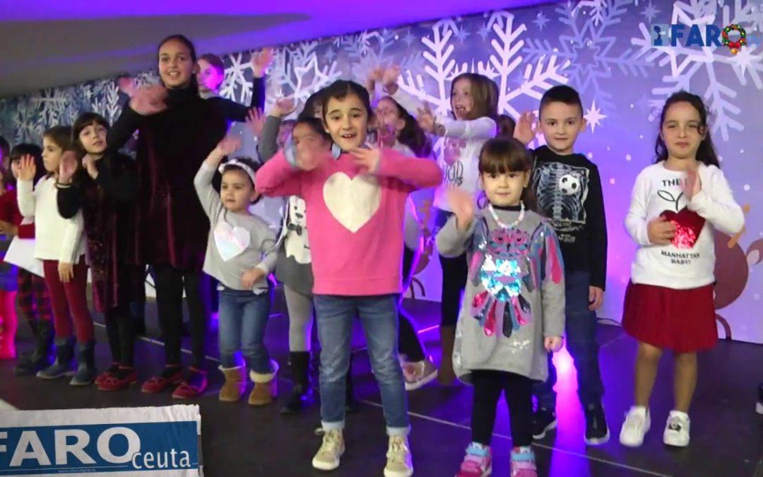 Los talleres infantiles cierran con 'Juntos Cantando la Navidad'