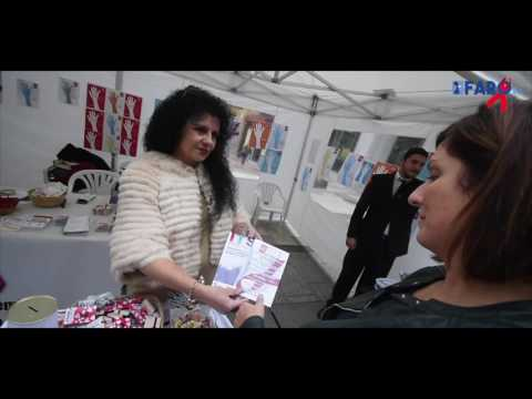 'Mannequin Challenge' en Ceuta por el Día de la Lucha contra el Sida