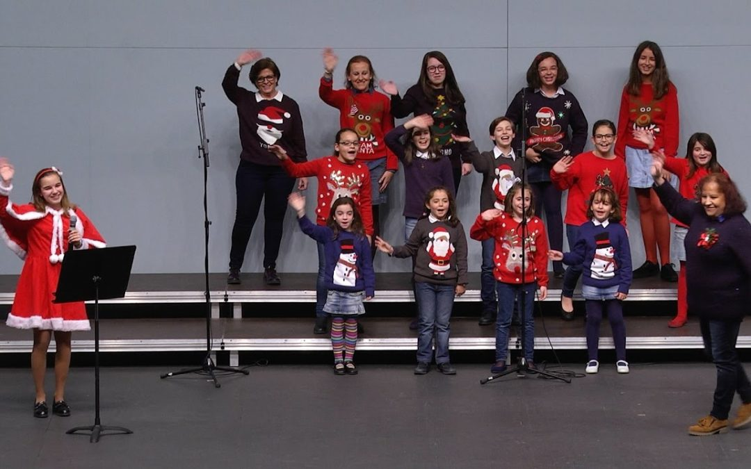 El Conservatorio hace un guiño a la Navidad