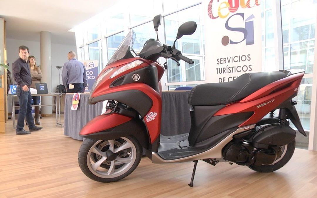 El Centro Comercial Abierto sortea una motocicleta entre sus clientes durante la Campaña de Navidad
