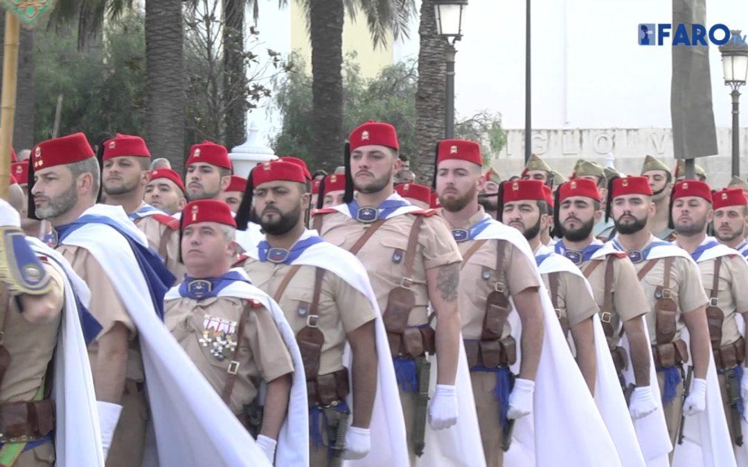 Las Fuerzas Armadas celebraron la Pascua Militar