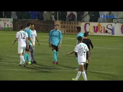 Un Ceuta superior perdona al Espeleño. AD Ceuta FC 0-0 Atlético Espeleño
