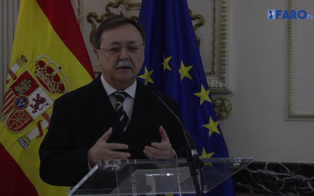 Vivas y Vega hacen un llamamiento a la colaboración con Policía Nacional y Guardia Civil