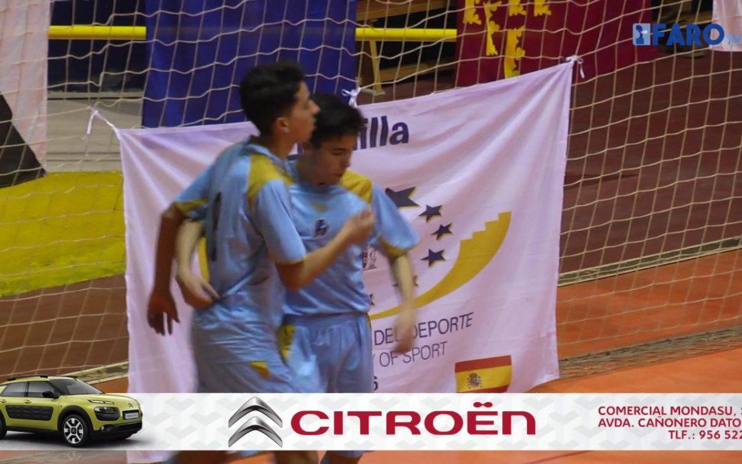 Ceuta pierde el derbi y la clasificación