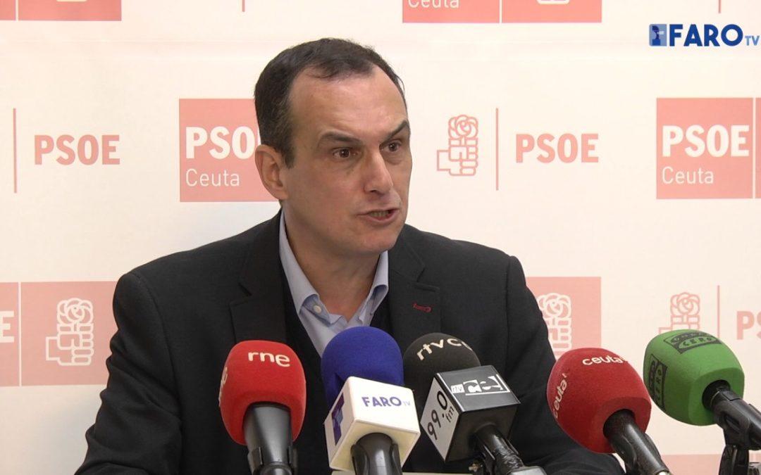 PSOE pide la dimisión del consejero Fernando Ramos