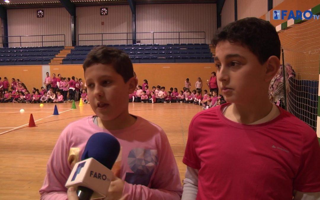El 'Santa Amelia' se une a la carrera contra el cáncer de mama