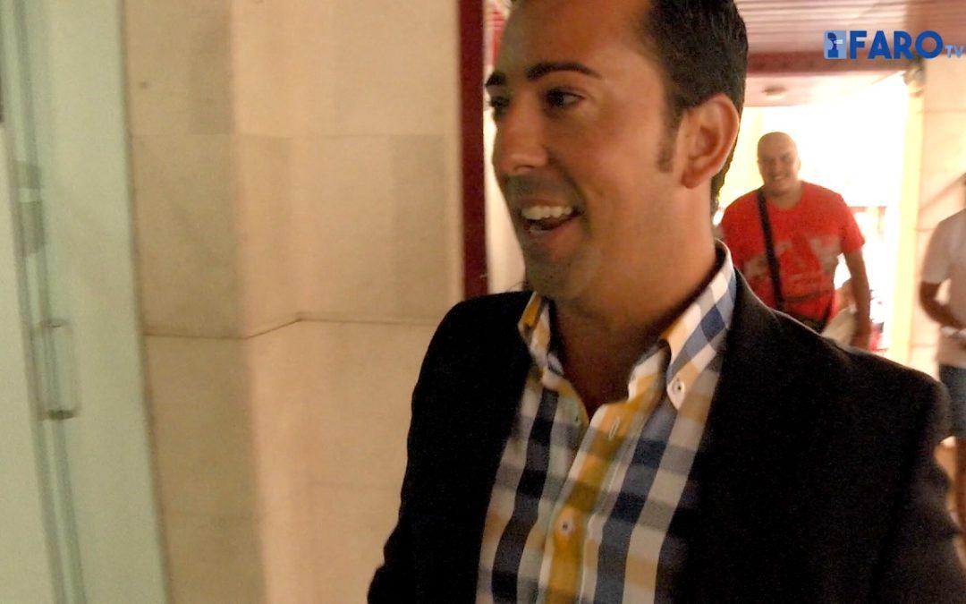 Antonio López, detenido en Marbella