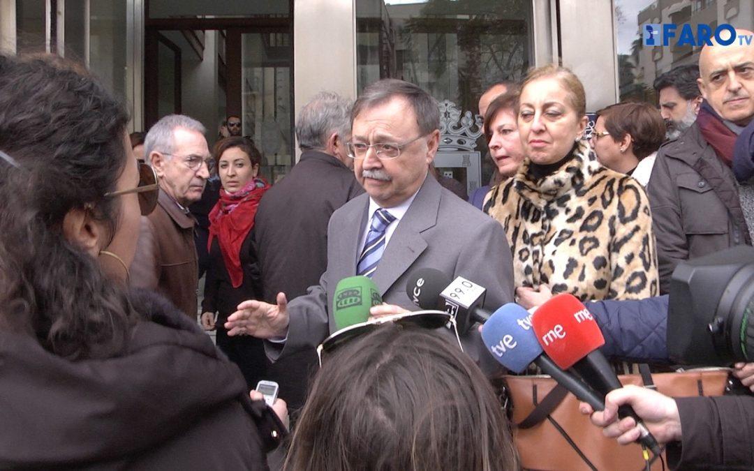 Vivas evita pronunciarse sobre las detenciones en el caso 'Loma Colmenar'