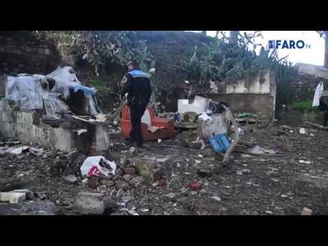 Inseguridad en los Rosales a causa de un asentamiento ilegal