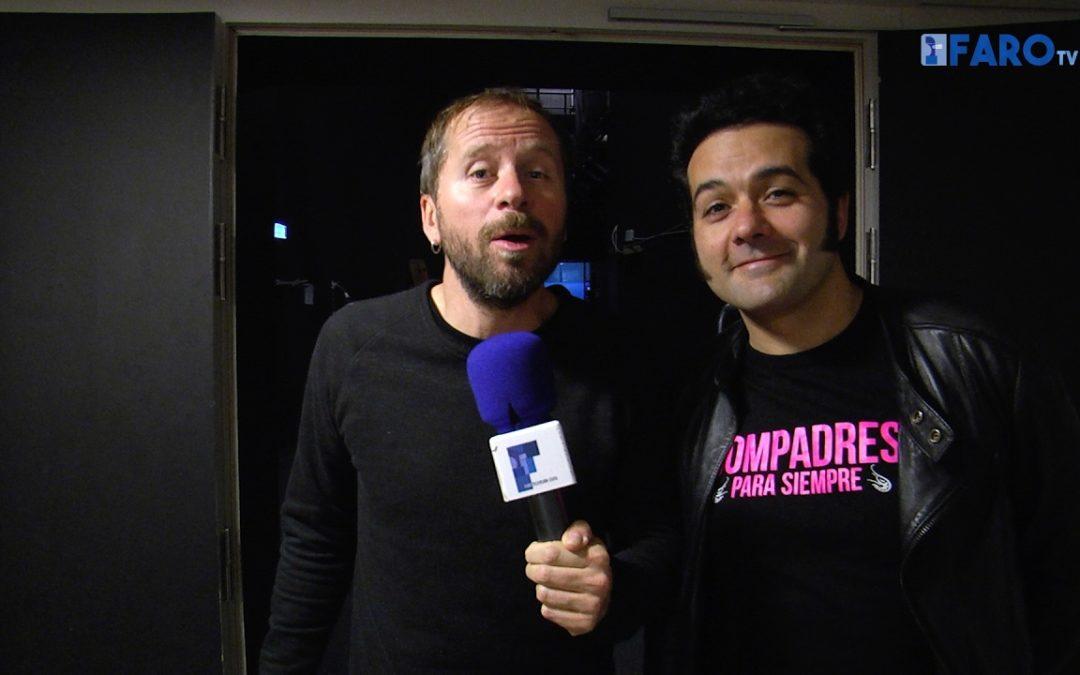 Los 'Compadres' ya están en Ceuta