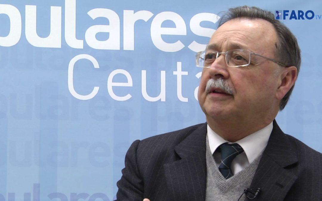 Juan Vivas habla del Congreso Nacional del Partido Popular