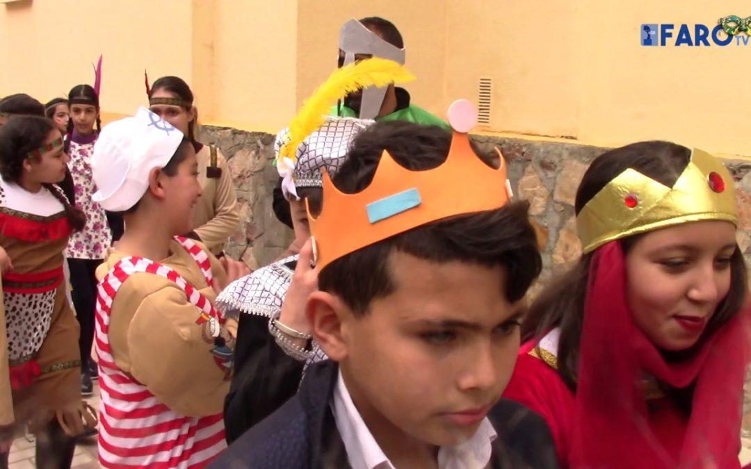 Un Carnaval con 'historia' en el 'Rosalía de Castro'