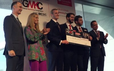 El ceutí José María Alba, ganador del Global Marketing Competition