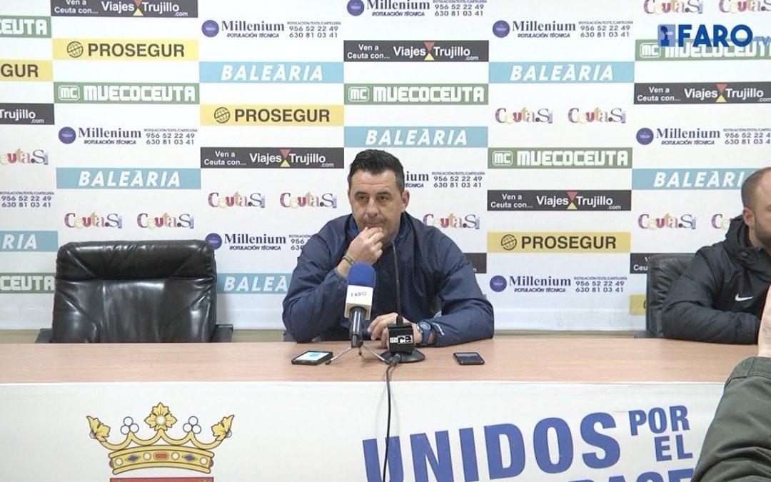 Juan Ramón Martín habla sobre el Ciudad de Lucena, su próximo rival