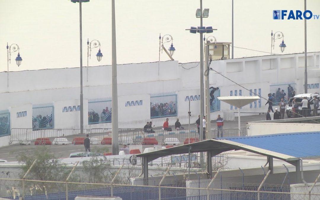 Colapsos, retenciones y presión en la frontera