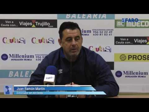 """Juan Ramón: """"el equipo se está encontrando consigo mismo"""""""
