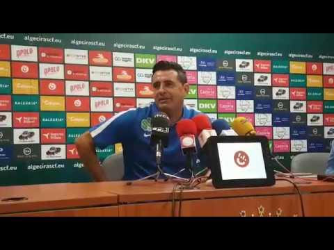 """Juan Ramón Martín: """"Hoy puedo decir que jugaremos el play-off de ascenso"""""""