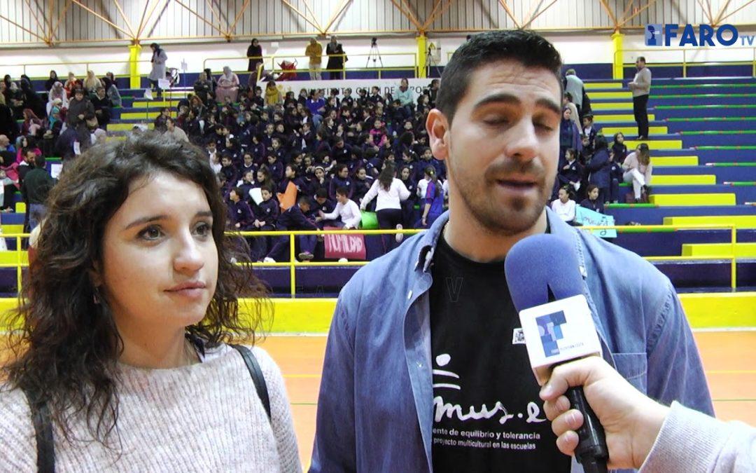 El Rosalía de Castro celebra el día del MUS-E