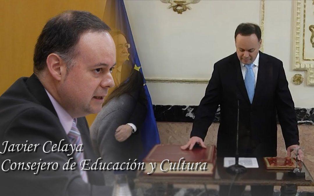 """Javier Celaya: """"La oposición ha hecho demagogia con el tema de las becas de comedor"""""""