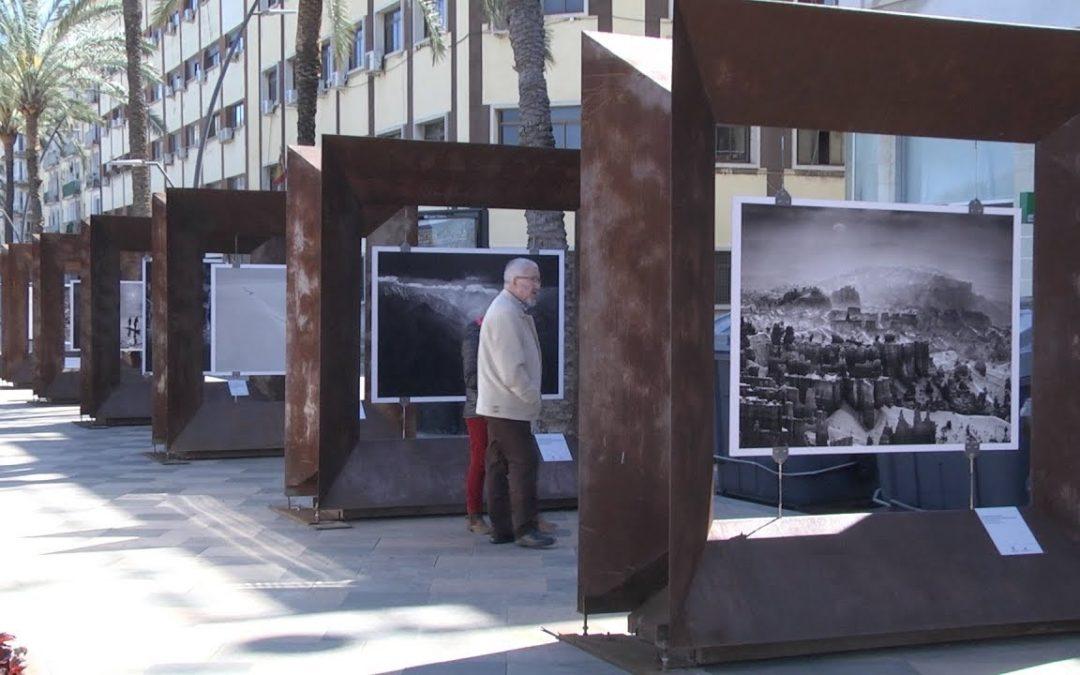 La Obra Social la Caixa trae a Ceuta los 38 parajes más inéditos del planeta
