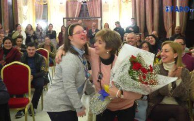 Síndrome de Down Ceuta galardona a las empresas que apuestan por la inclusión