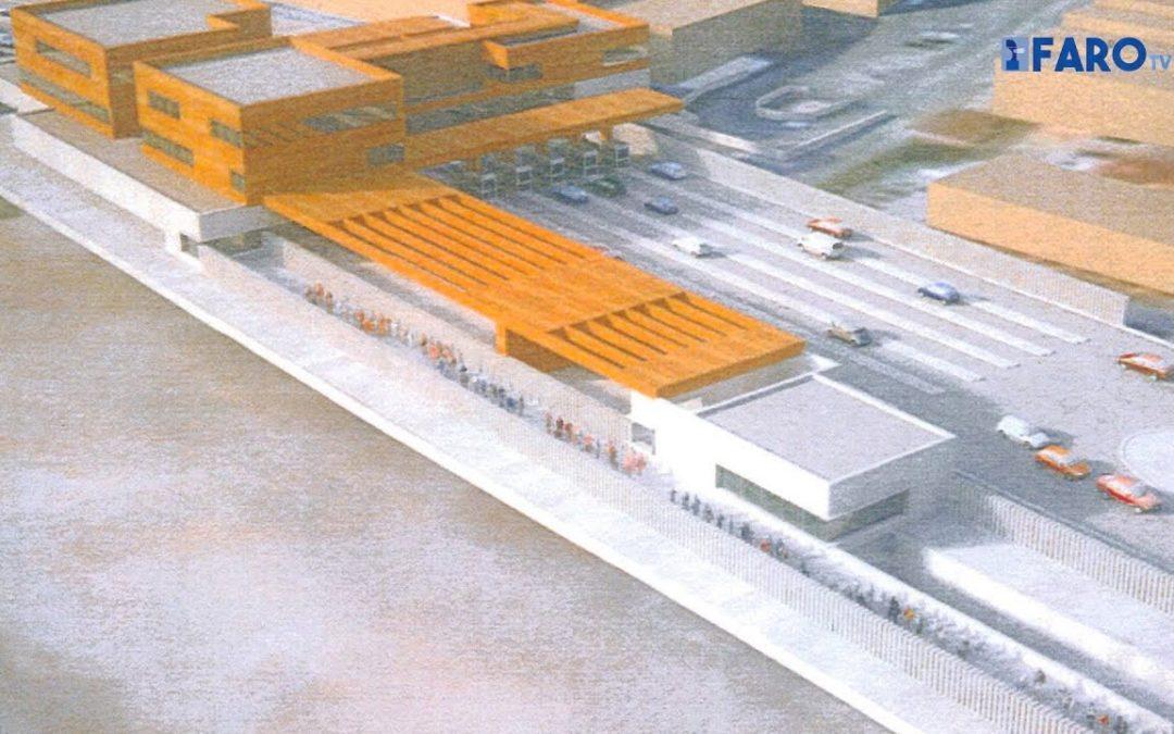 El nuevo puente internacional tendrá un total de siete carriles