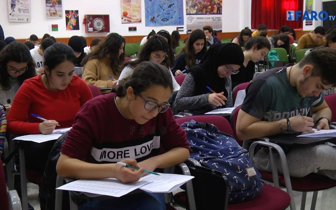 Más de 100 alumnos concurren a la Olimpiada de Biología
