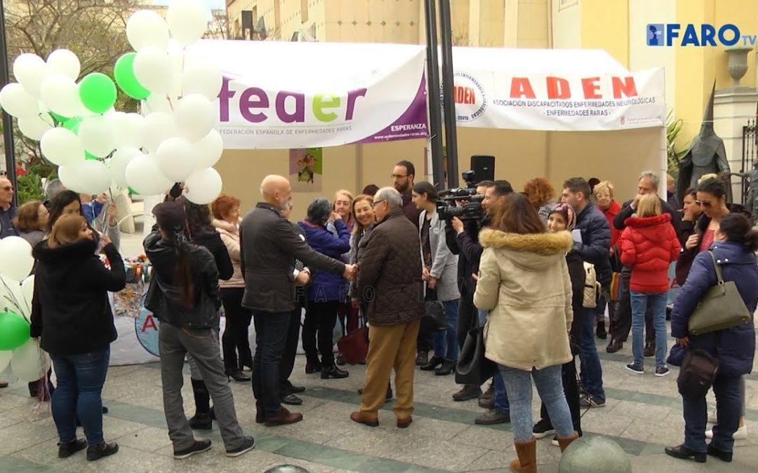 FEDER y ADEN conmemoran el Día Mundial de Enfermedades Raras