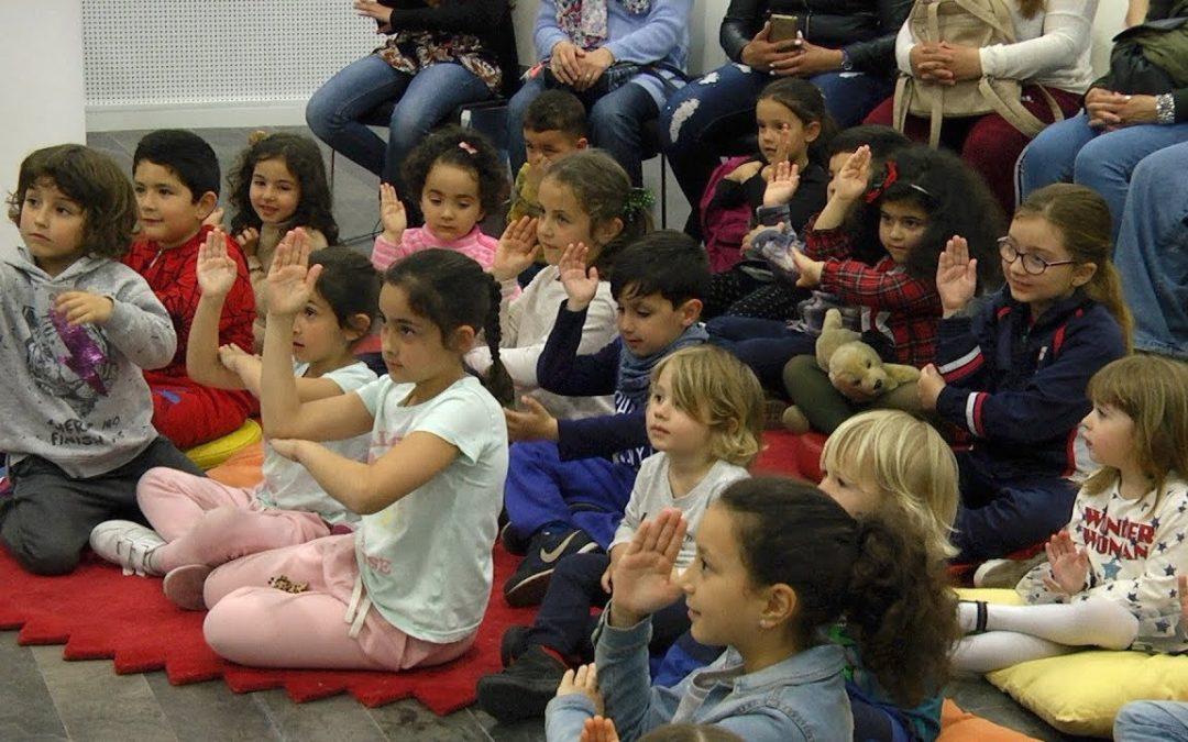 Susa Herrera trae a Ceuta el dulce sonido del mundo animal