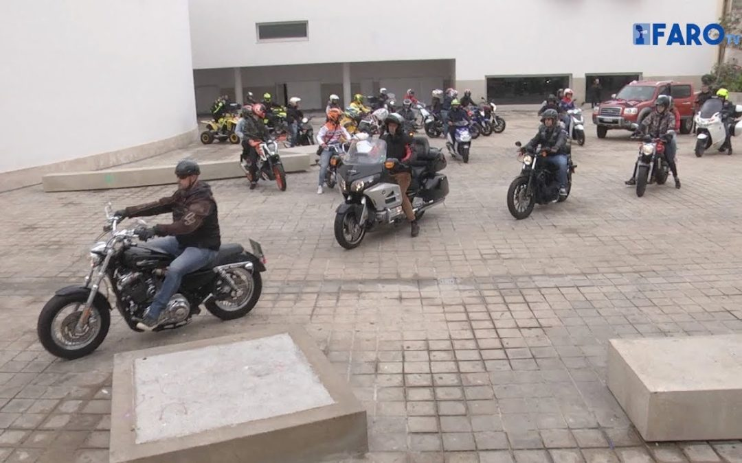 Solidaridad sobre dos ruedas