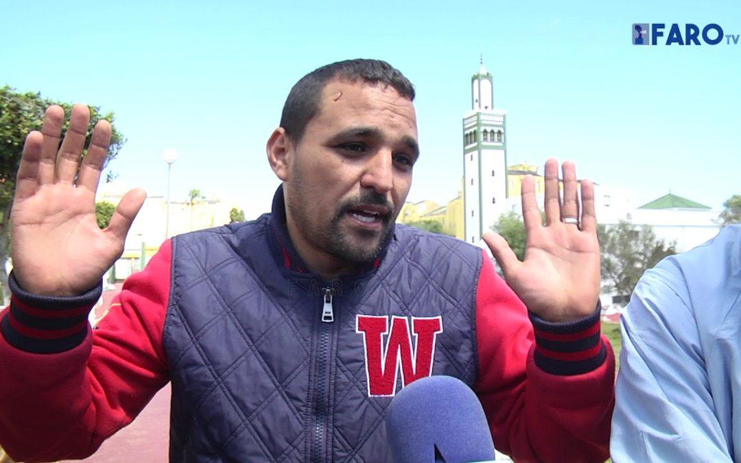 La familia de Omar 'Susi' pide justicia tras enterrarlo en Sidi Embarek