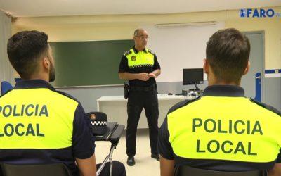 La Policía Local ya cuenta desde hoy con el drogotest