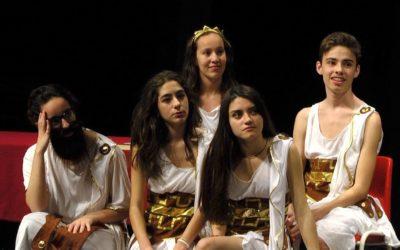 Premios en el 'Siete Colinas', con Paloma Aróstegui en el recuerdo