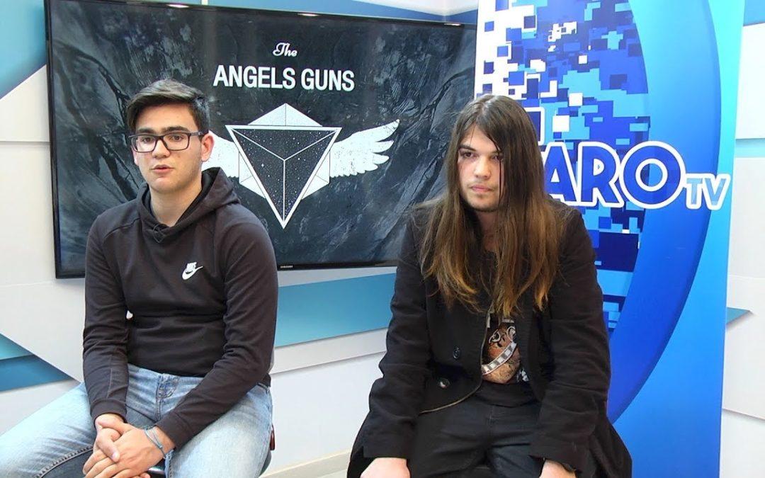 Entrevista a los Angel Guns de Ceuta