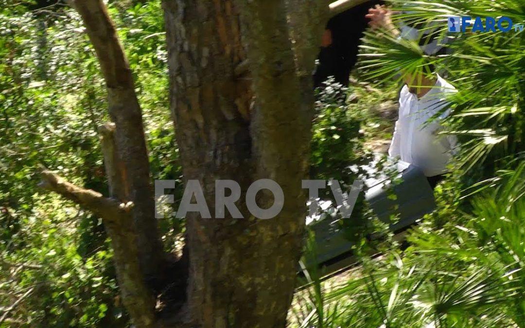 La Guardia Civil encuentra el cadáver de un segundo inmigrante en la zona de Anyera, próxima a la