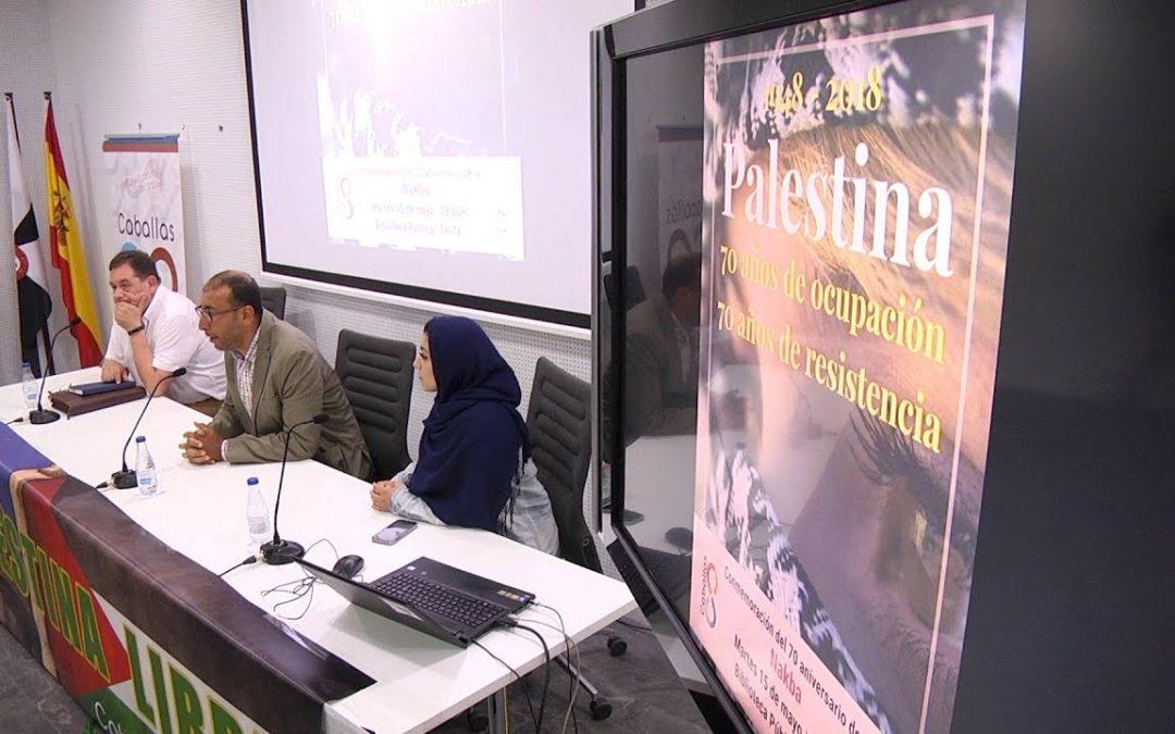 Caballas hace un llamamiento al Gobierno de España para que condene las muertes de palestinos