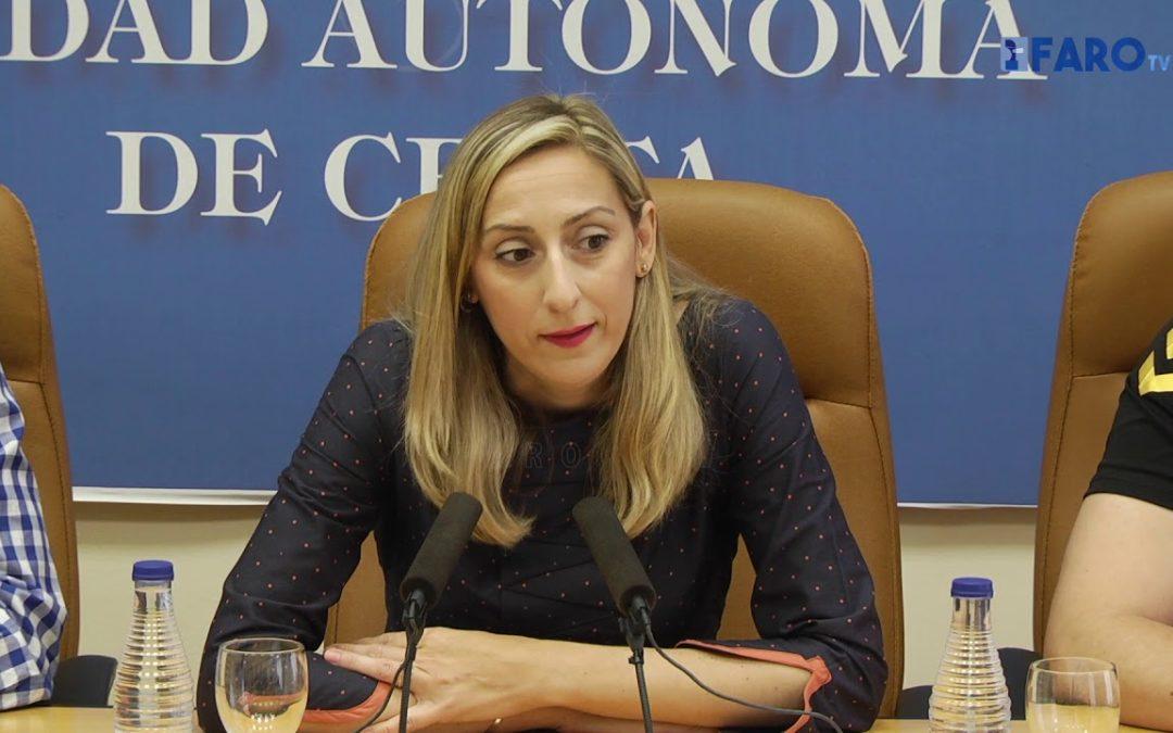 Presentado el Campeonato Nacional infantil femenino de balonmano en Ceuta