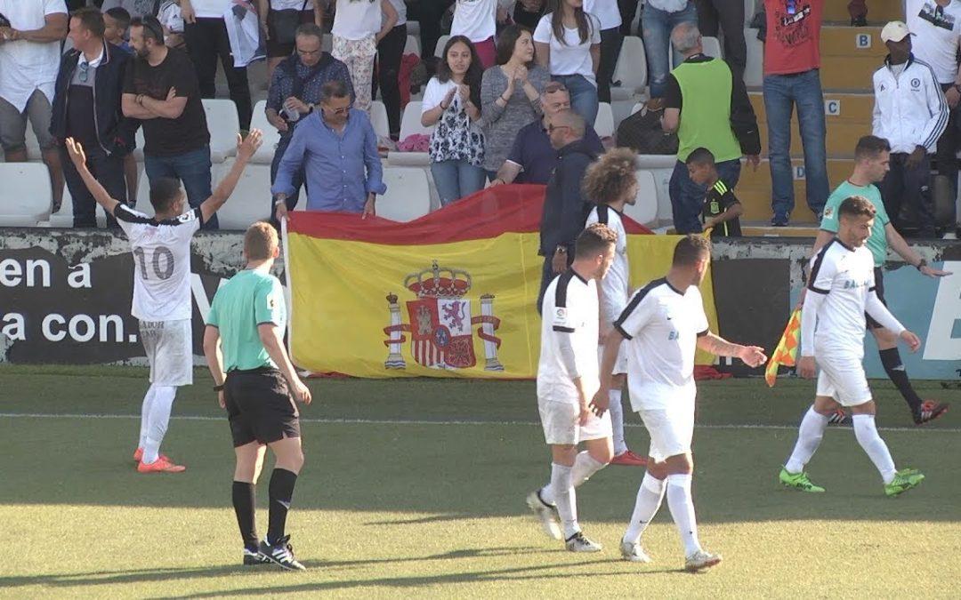 El Ceuta, a la siguiente ronda tras doblegar al Felanitx