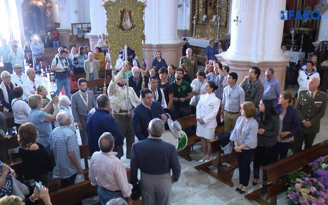 La Hermandad del Rocío emprende el camino hacia Almonte