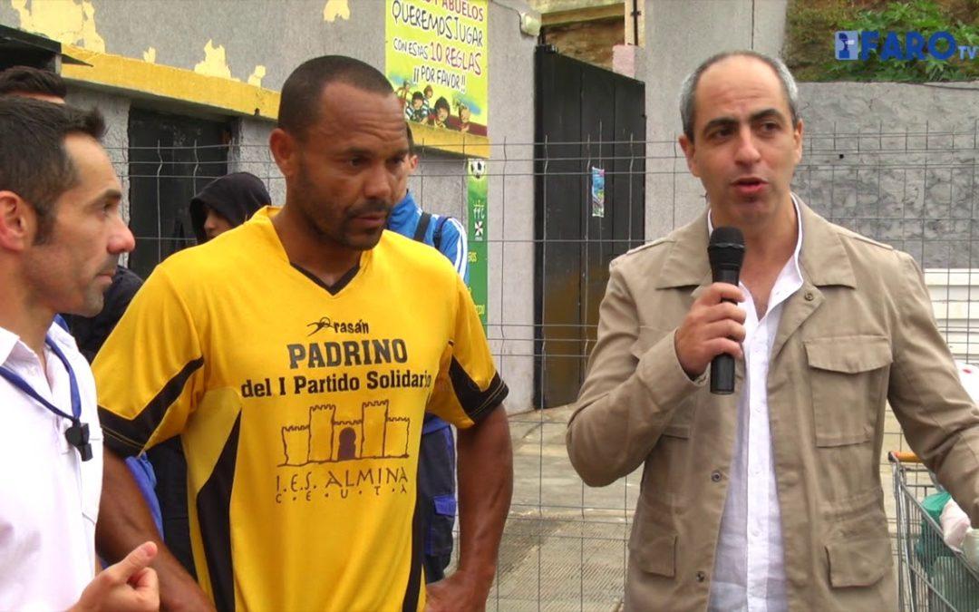 'Almina' y CETI unidos por el deporte más solidario
