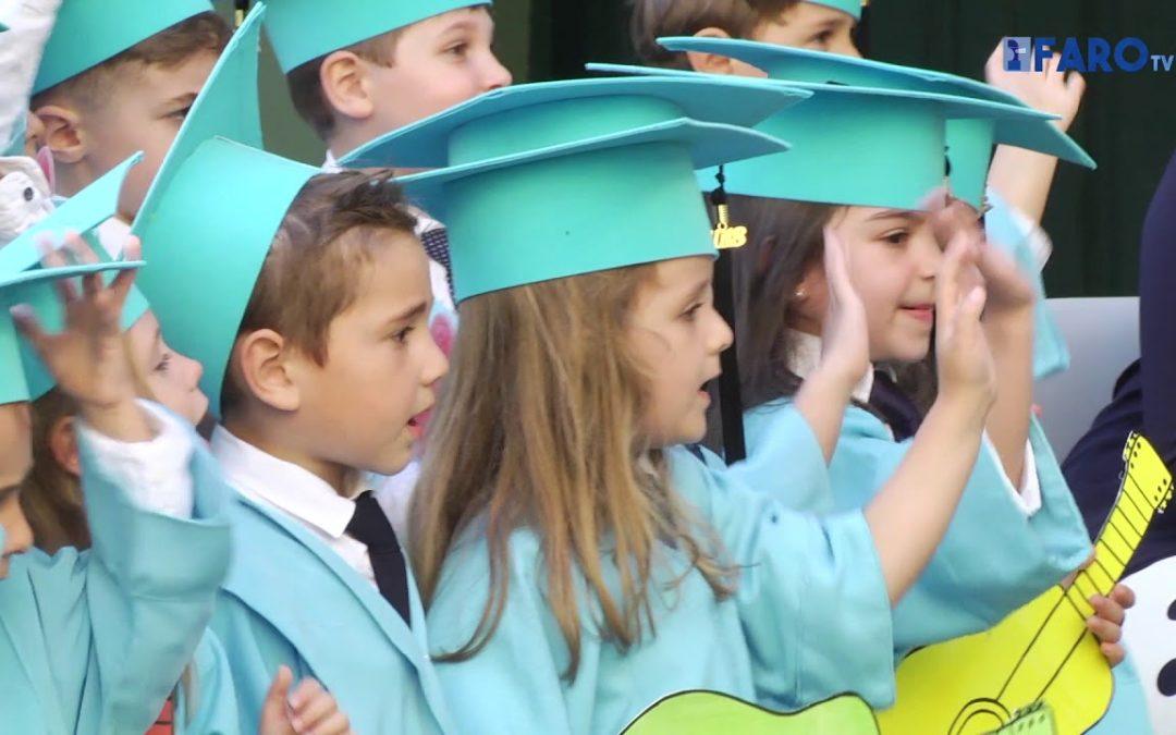 Graduaciones en el 'San Agustín'