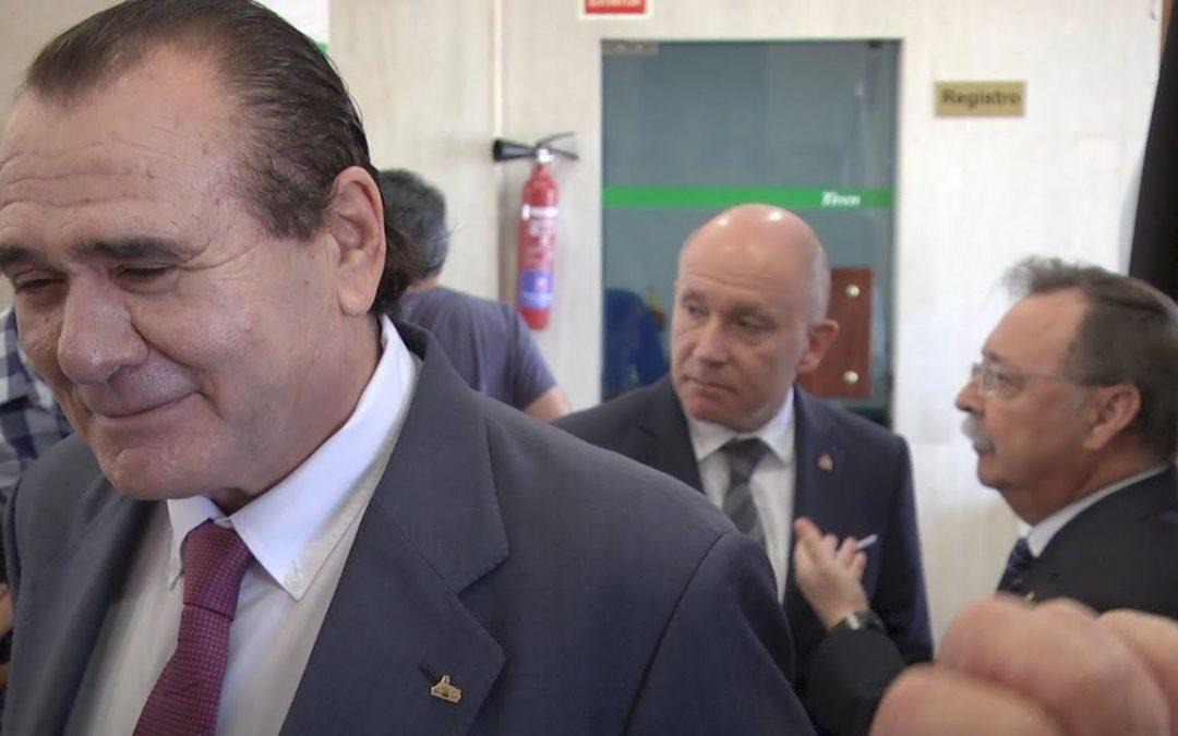 Rafael Rodríguez Valero toma posesión como nuevo presidente de la Autoridad Portuaria