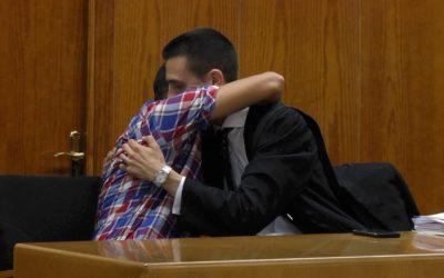 El acusado de matar a 'Tafa Sodia' declarado no culpable