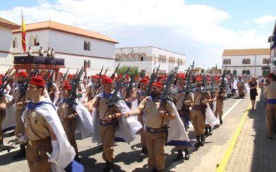'Viernes Regular' en Ceuta como homenaje a los Veteranos